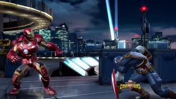 Marvel Contest of Champions TV Spot, 'The Cosmic Civil War' - Thumbnail 3