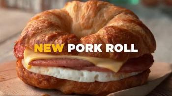 Dunkin' Donuts Pork Roll TV Spot, 'Jersey Classic'