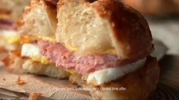 Dunkin' Donuts Pork Roll TV Spot, 'Jersey Classic' - Thumbnail 9