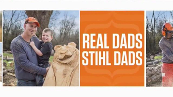 STIHL TV Spot, '2016 Father's Day'