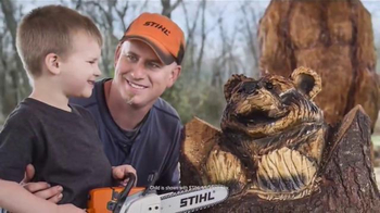 STIHL TV Spot, '2016 Father's Day' - Thumbnail 4