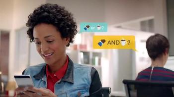 Dunkin' Donuts Iced Coffee TV Spot, 'Emojis' - Thumbnail 3