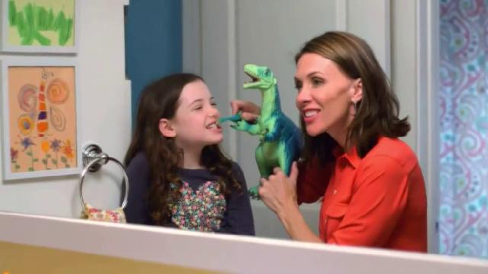 ACT Kids Bubble Gum Blowout Fluoride TV Commercial, 'Dinosaur'