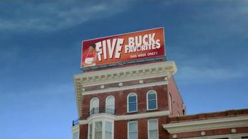 Popeyes $5 Favorites TV Spot, 'Signs' - Thumbnail 4