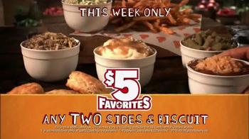 Popeyes $5 Favorites TV Spot, 'Signs' - Thumbnail 6
