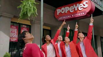 Popeyes $5 Favorites TV Spot, 'Signs'