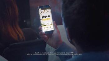 Sprint TV Spot, 'Sprint te conecta a tu pasión' [Spanish] - Thumbnail 2