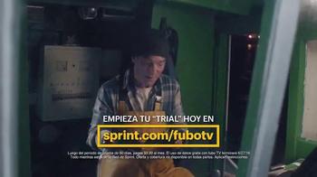 Sprint TV Spot, 'Sprint te conecta a tu pasión' [Spanish] - Thumbnail 9