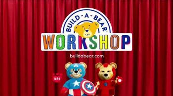 Build-A-Bear Workshop TV Spot, 'Marvel Superheroes: Red Carpet' - Thumbnail 8
