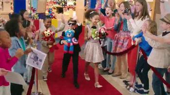 Build-A-Bear Workshop TV Spot, 'Marvel Superheroes: Red Carpet' - Thumbnail 4