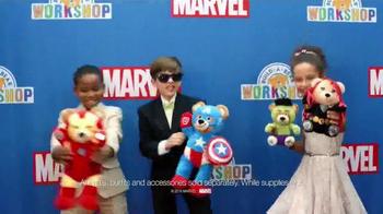 Build-A-Bear Workshop TV Spot, 'Marvel Superheroes: Red Carpet' - Thumbnail 7