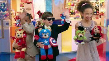 Build-A-Bear Workshop TV Spot, 'Marvel Superheroes: Red Carpet'