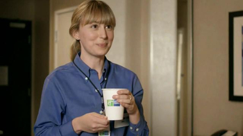 Holiday Inn Express TV Spot, 'Coffee Tasting' Featuring Rob Riggle - Thumbnail 4