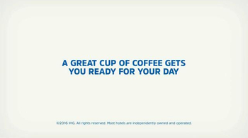 Holiday Inn Express TV Spot, 'Coffee Tasting' Featuring Rob Riggle - Thumbnail 5