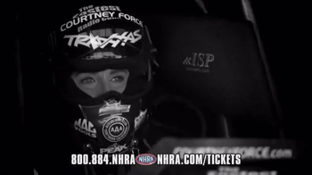 NHRA TV Spot, 'New England, Summer and Thunder Valley Nationals' - Thumbnail 1