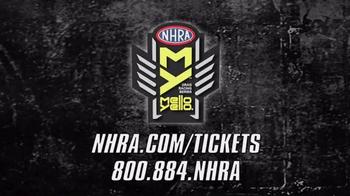 NHRA TV Spot, 'New England, Summer and Thunder Valley Nationals' - Thumbnail 9