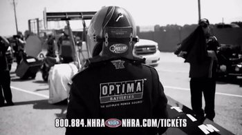 NHRA TV Spot, 'New England, Summer and Thunder Valley Nationals' - Thumbnail 2