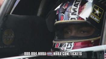 NHRA TV Spot, 'New England, Summer and Thunder Valley Nationals' - Thumbnail 3