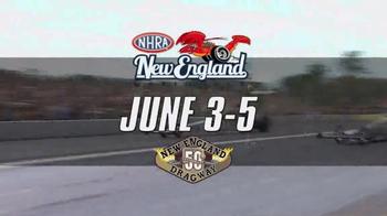 NHRA TV Spot, 'New England, Summer and Thunder Valley Nationals' - Thumbnail 5