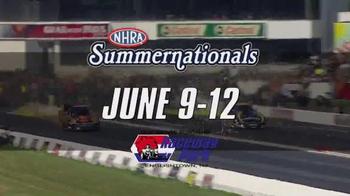 NHRA TV Spot, 'New England, Summer and Thunder Valley Nationals' - Thumbnail 6