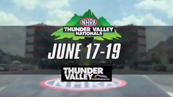 NHRA TV Spot, 'New England, Summer and Thunder Valley Nationals' - Thumbnail 7
