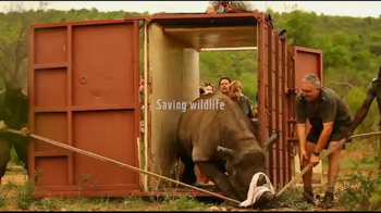 World Wildlife Fund TV Spot, 'Saving Wildlife' Song by alt-J - Thumbnail 5