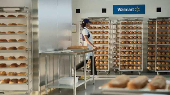 Walmart TV Spot, 'Fresh Baked Bread With Walmart' - Thumbnail 1