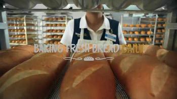 Walmart TV Spot, 'Fresh Baked Bread With Walmart' - Thumbnail 3