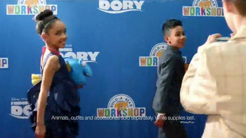 Build-A-Bear Workshop TV Spot, 'Finding Dory: Red Carpet' - Thumbnail 6