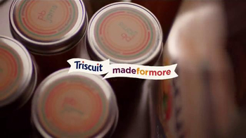 Triscuit TV Spot, 'Spreading Simplicity With PB&Jams' - Thumbnail 5