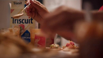 Triscuit TV Spot, 'Spreading Simplicity With PB&Jams' - Thumbnail 1