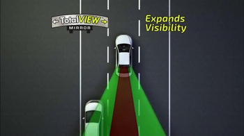 Total View Mirror TV Spot, 'Blind Spots' - Thumbnail 2