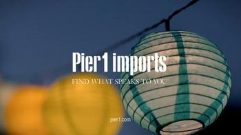 Pier 1 Imports TV Spot, 'Every Single Thing' - Thumbnail 9