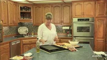 Johnsonville Sausage TV Spot, 'NBC Sports: Kris' Kitchen' - Thumbnail 3