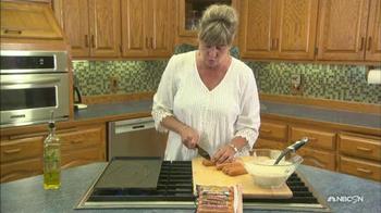 Johnsonville Sausage TV Spot, 'NBC Sports: Kris' Kitchen' - Thumbnail 4