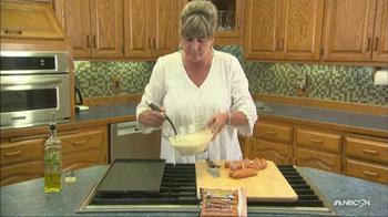 Johnsonville Sausage TV Spot, 'NBC Sports: Kris' Kitchen' - Thumbnail 5