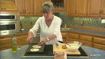 Johnsonville Sausage TV Spot, 'NBC Sports: Kris' Kitchen' - Thumbnail 6
