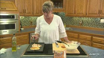 Johnsonville Sausage TV Spot, 'NBC Sports: Kris' Kitchen' - Thumbnail 7