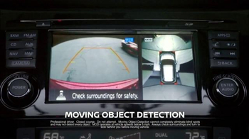 Nissan Safety Today Event TV Spot, '2016 Rogue: Intelligent Safety Shield' - Thumbnail 2