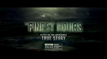 XFINITY On Demand TV Spot, 'The Finest Hours' - Thumbnail 6