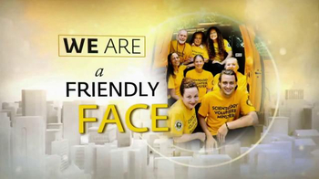 Official Church of Scientology Volunteer Ministers TV Spot, 'Friendly Face' - Thumbnail 1