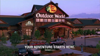 Bass Pro Shops Go Outdoors Event and Sale TV Spot, 'Gear & BBQ' - Thumbnail 9