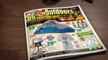 Bass Pro Shops Go Outdoors Event and Sale TV Spot, 'Gear & BBQ' - Thumbnail 5