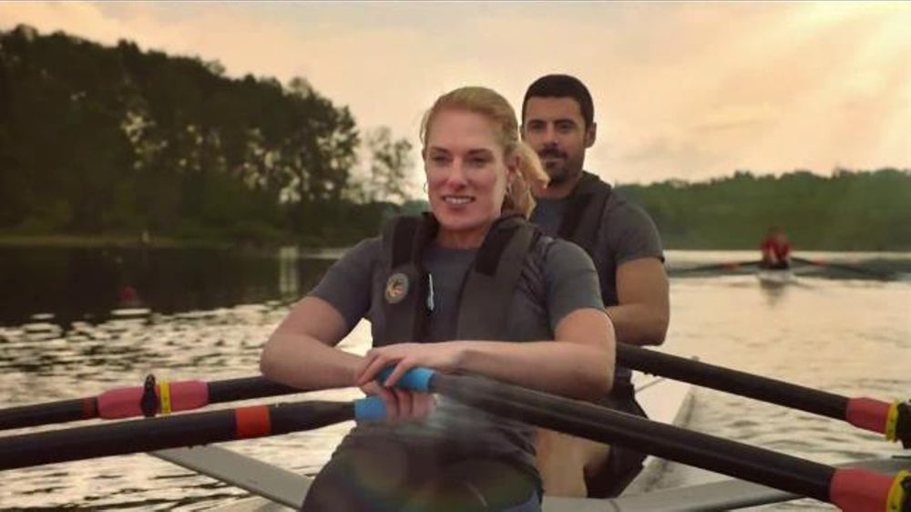 TruBiotics Immune Support Advantage TV Commercial, 'Rowing'