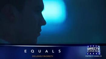DIRECTV Cinema TV Spot, 'Equals' - Thumbnail 1