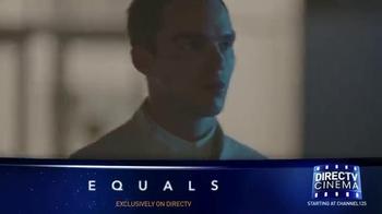 DIRECTV Cinema TV Spot, 'Equals' - Thumbnail 2