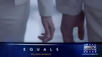 DIRECTV Cinema TV Spot, 'Equals' - Thumbnail 4