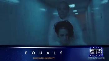 DIRECTV Cinema TV Spot, 'Equals' - Thumbnail 5
