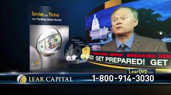 Lear Capital TV Spot, 'The Alarming Truth' - Thumbnail 5