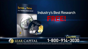 Lear Capital TV Spot, 'The Alarming Truth' - Thumbnail 9
